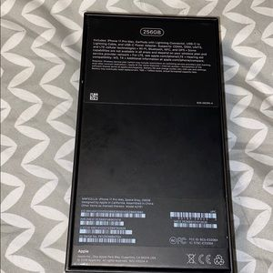 Apple Other - iPhone 11 Pro Max (Empty) Box